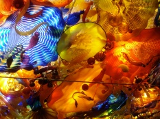 Chihuly Glass - Indianapolis Children's Museum