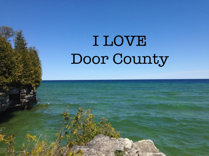 I LOVE Door County